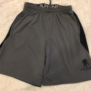 Wounded Warrior Project Under Armor Shorts